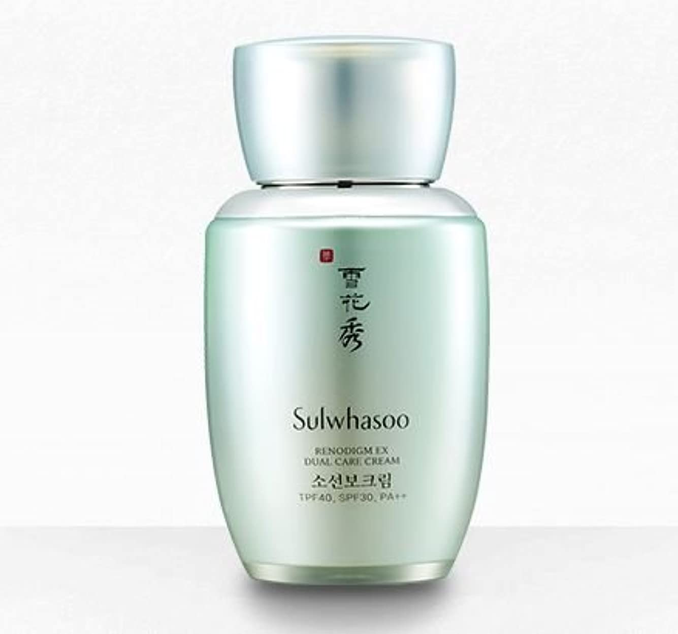 告発ドラマ植物学[Sulwhasoo] Renodigm EX Dual Care Cream 50ml [並行輸入品]