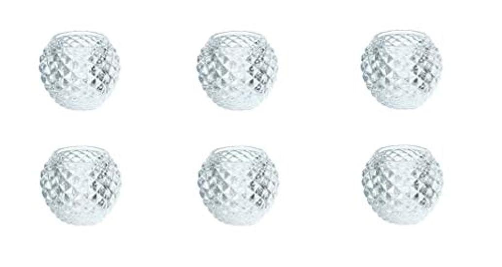 理由急降下冒険カメヤマキャンドルハウス ダイヤモンドボール J5300000 6個入り