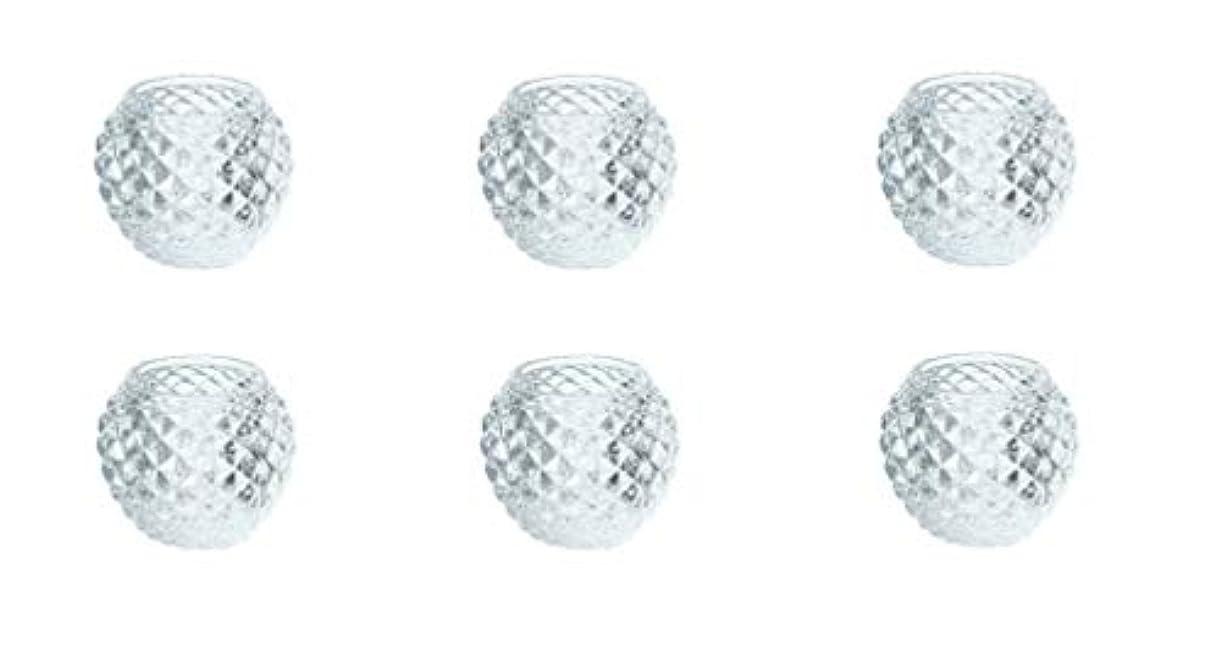 突然の私の歴史的カメヤマキャンドルハウス ダイヤモンドボール J5300000 6個入り