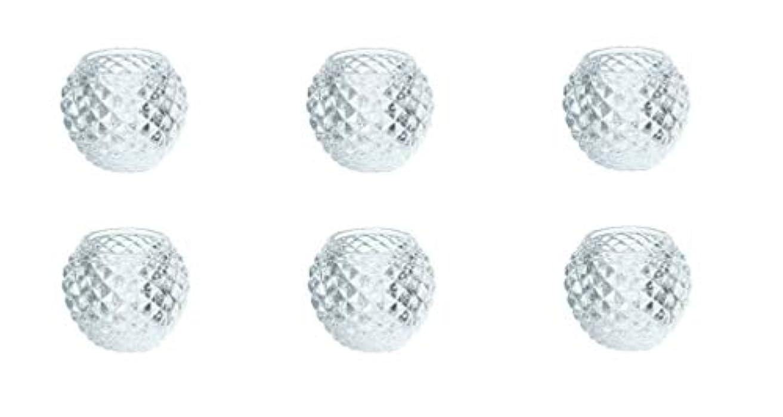ドナウ川に変わる大胆なカメヤマキャンドルハウス ダイヤモンドボール J5300000 6個入り