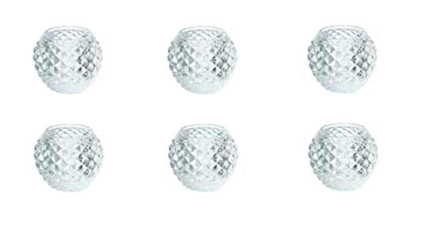 敏感な森極小カメヤマキャンドルハウス ダイヤモンドボール J5300000 6個入り