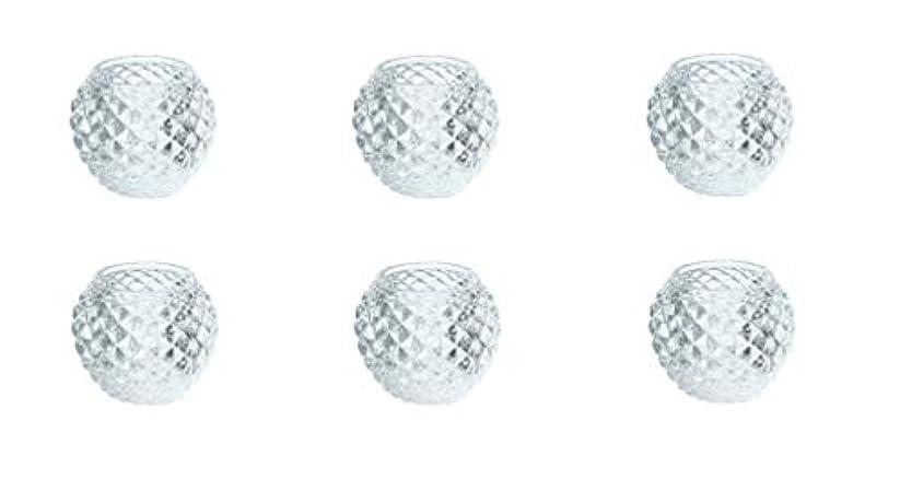 趣味従者エンターテインメントカメヤマキャンドルハウス ダイヤモンドボール J5300000 6個入り