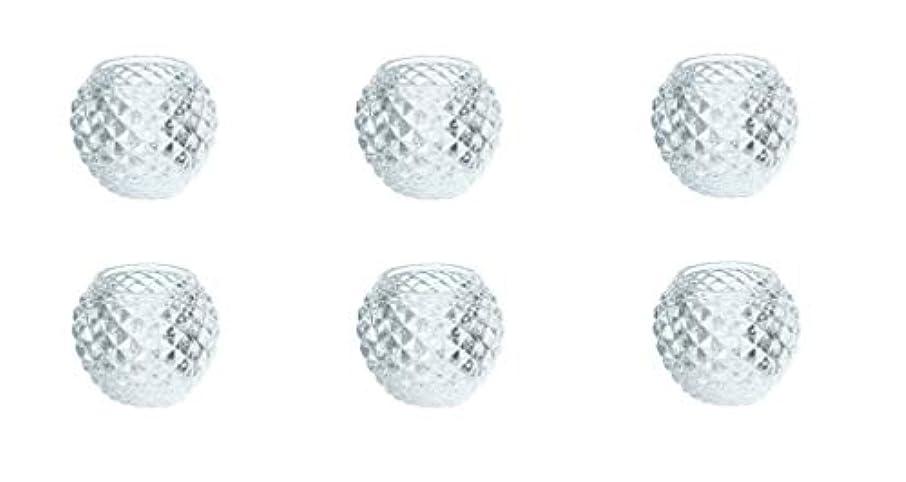 石鹸試す探すカメヤマキャンドルハウス ダイヤモンドボール J5300000 6個入り