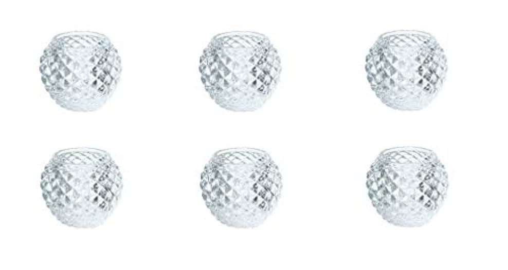 漂流抽選どうやってカメヤマキャンドルハウス ダイヤモンドボール J5300000 6個入り