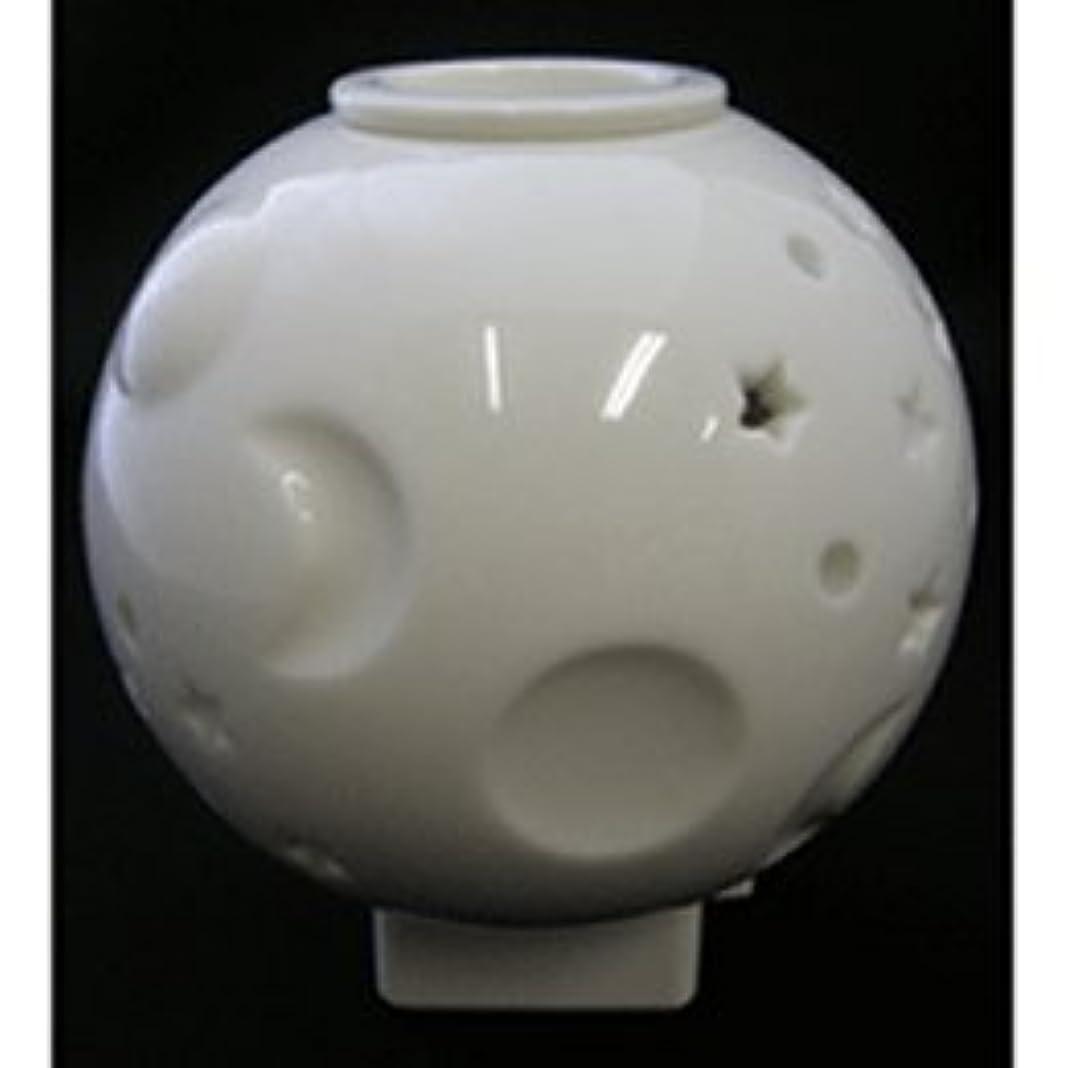 誘う期待する分注するカリス成城 月のアロマランプ ソケット型