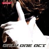 初回版 ONLY ONE ACT / SUPER STAR 満-MITSURU- BEATMANIA