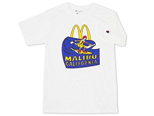 マクドナルド (McDonald's) マリブ店限定 半袖Tシャツ 当店・・・