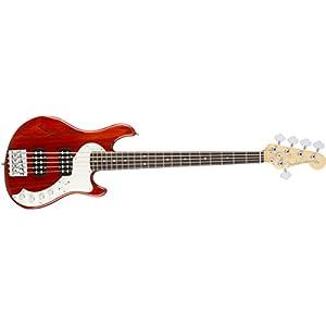 Fender フェンダー エレキベース AM ELITE DIM BASS V HH RW CAY