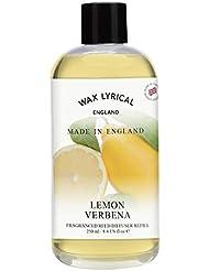 WAX LYRICAL Made in England リードディフューザー リフィル 250ml レモンバーベナ CNLE1214