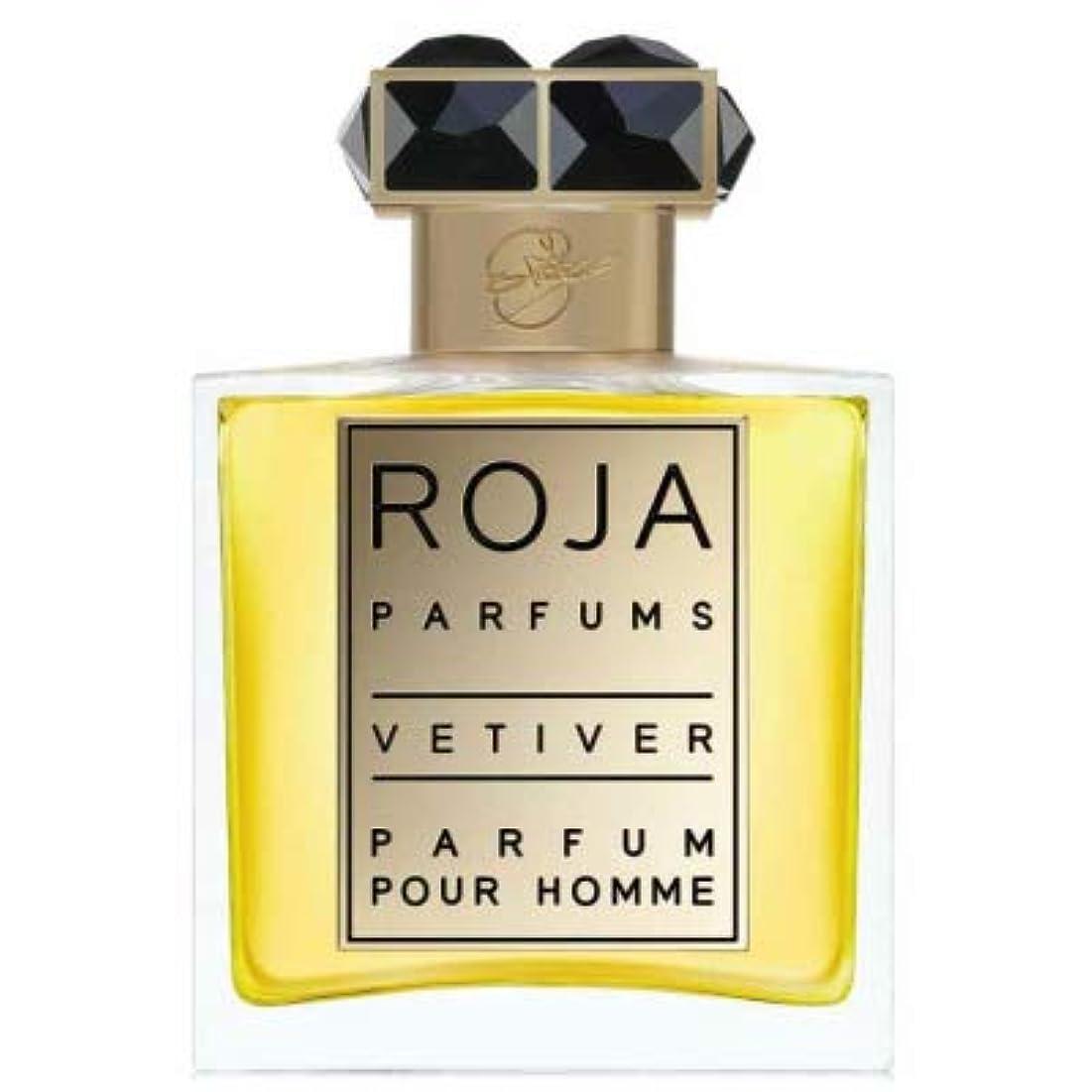 モードリンフロンティアフラッシュのように素早くロジャ ベチバー パルファン プール オム 50ml(Roja Parfums Vetiver Pour Homme EDP 50ml) [並行輸入品]