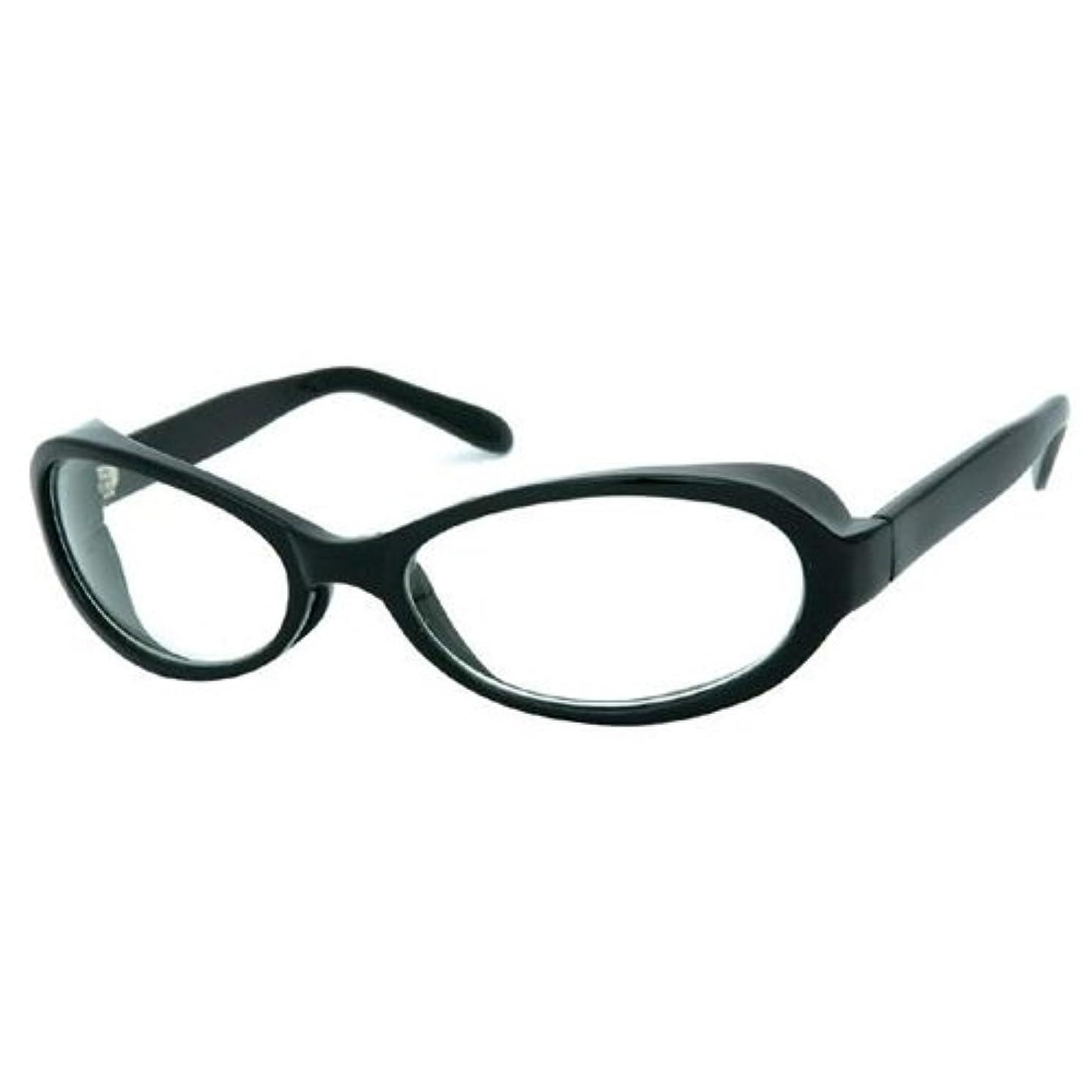 傾く代数野心的アイテクトグラス 14.5×4.0×12.5cm OG30-10ブラック