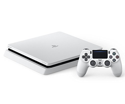 PlayStation 4 グレイシャー・ホワイト 500GB (CUH-2100AB02)...