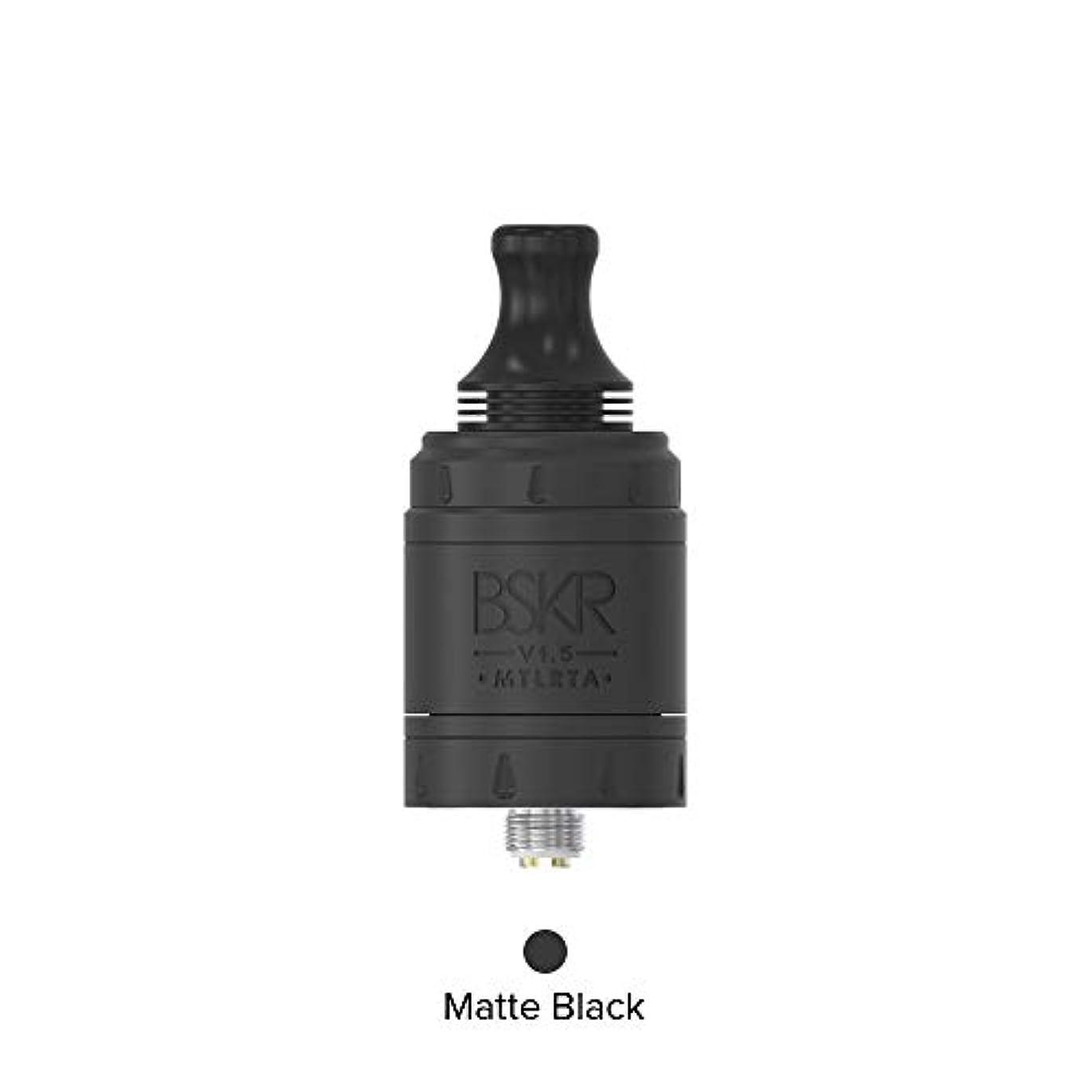 腸若さ投資大人気 Vandy Vape Berserker V1.5 MTL RTA Atomizer VAPE 電子タバコ アトマイザー (ブラック)