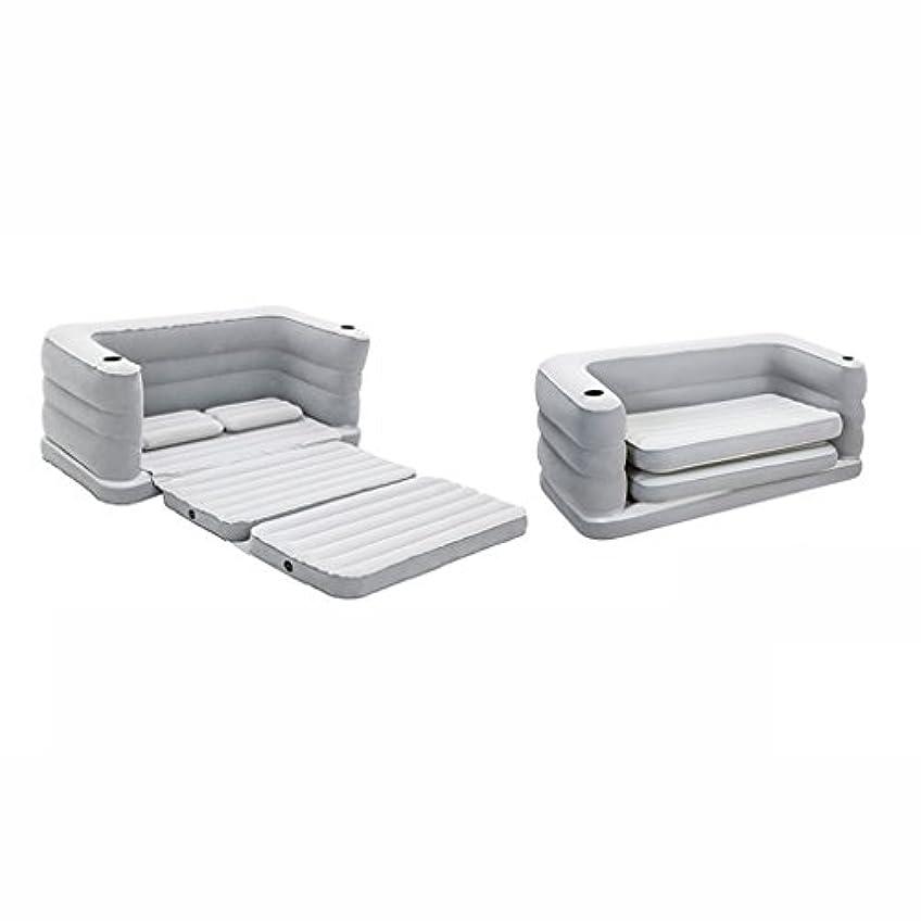 成果削除する不快ベッド、インフレータブルエアクッションソファシート椅子ソファーベッドレイジーフロッキングシンプル (サイズ さいず : B)