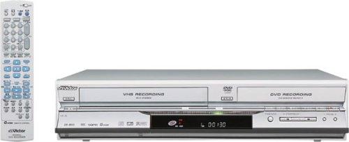 JVCケンウッド ビクター VHS&DVDビデオレコーダー DR-MV5