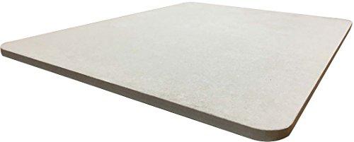 珪藻土バスマット 40×30cm 足ふき 吸水マット ホワイト 600-1846