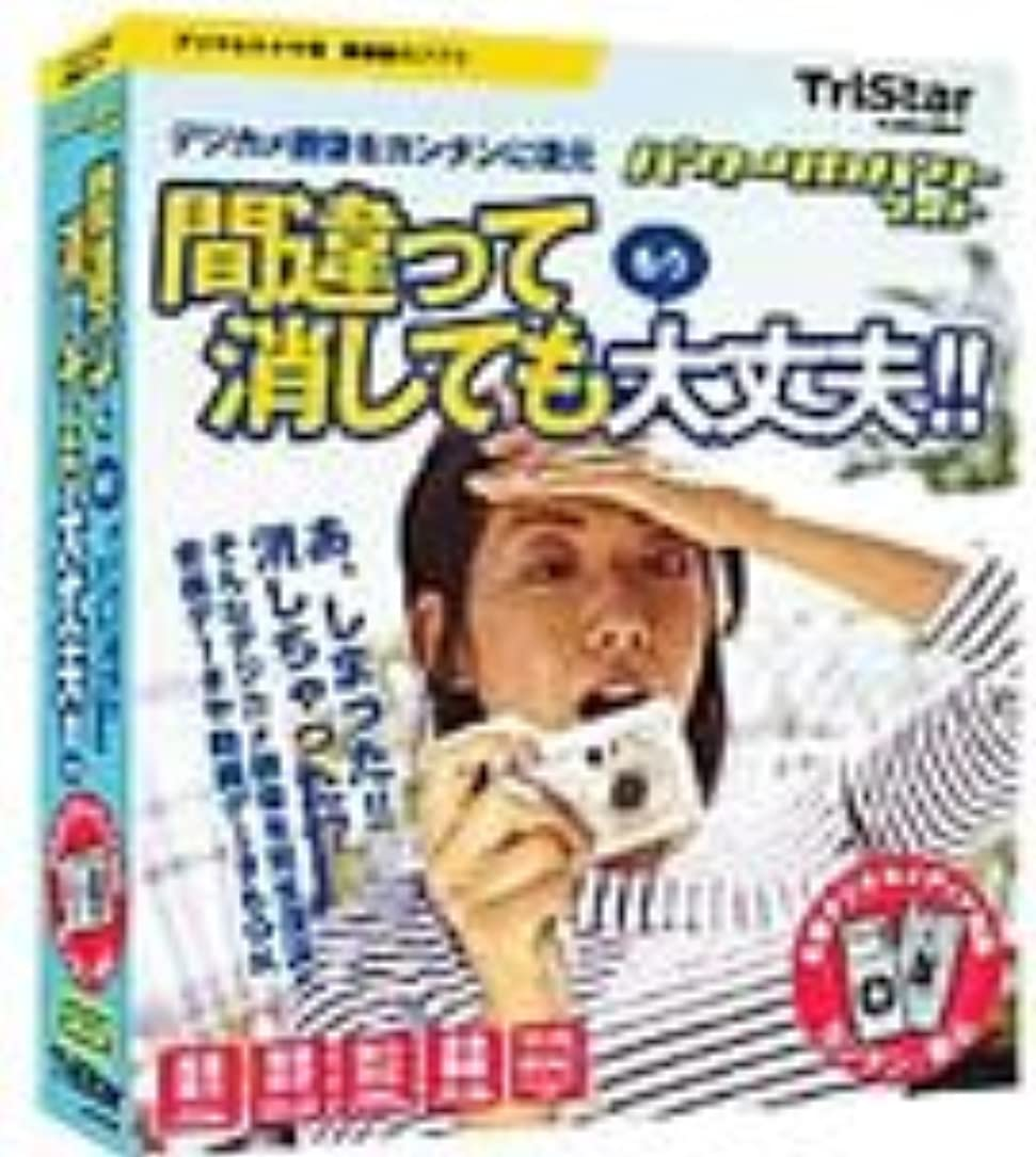 POWER RECOVERY 復元フォト