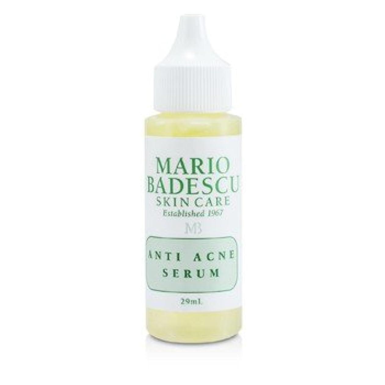 マングルアプローチ払い戻し[Mario Badescu] Anti-Acne Serum - For Combination/ Oily Skin Types 29ml/1oz