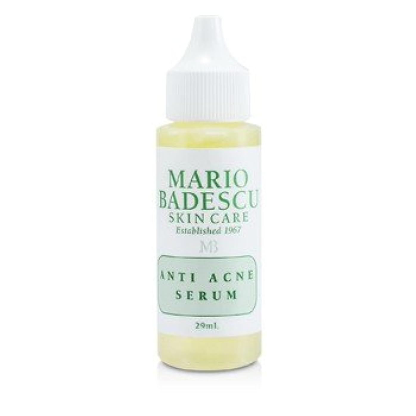 見通しスローうなずく[Mario Badescu] Anti-Acne Serum - For Combination/ Oily Skin Types 29ml/1oz