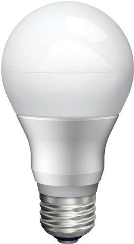 東芝 E-CORE(イー・コア) LED電球 一般電球形 7.7W(光が広がるタイプ・密閉形器具対応・フィンレス構造・口金直径26mm・白熱電球40W相当・485ルーメン・電球色) LDA8L-G