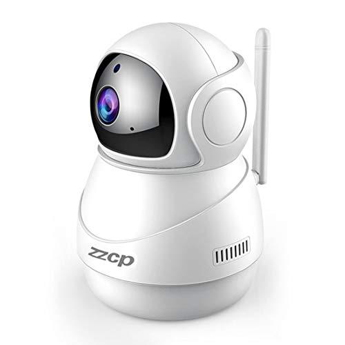 ネットワーク 防犯監視カメラ、ZZCP 1080P高画質 広...