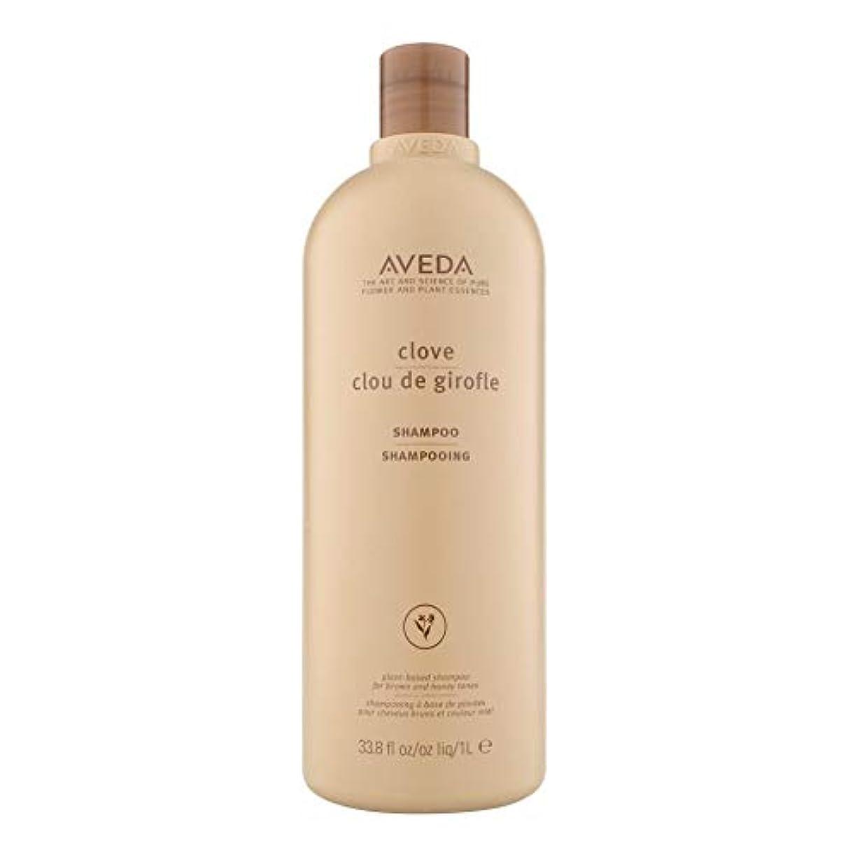 恨み闘争品種[AVEDA ] アヴェダクローブシャンプー1リットル - Aveda Clove Shampoo 1L [並行輸入品]