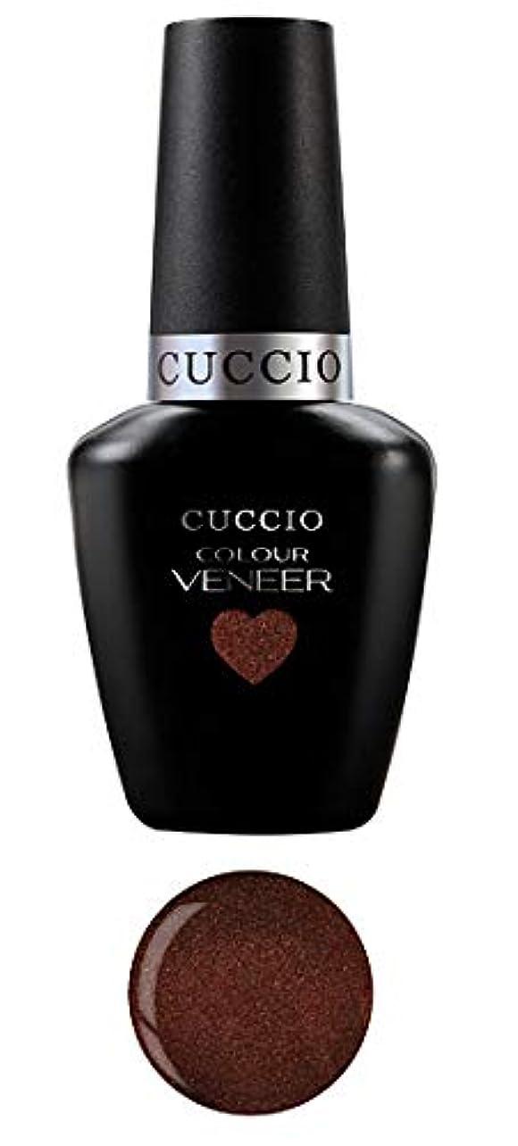 リア王溝聴衆Cuccio MatchMakers Veneer & Lacquer - It's No Istanbul - 0.43oz / 13ml Each