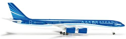 herpa Wings 1/500 A340-500 アゼルバイジャン航空