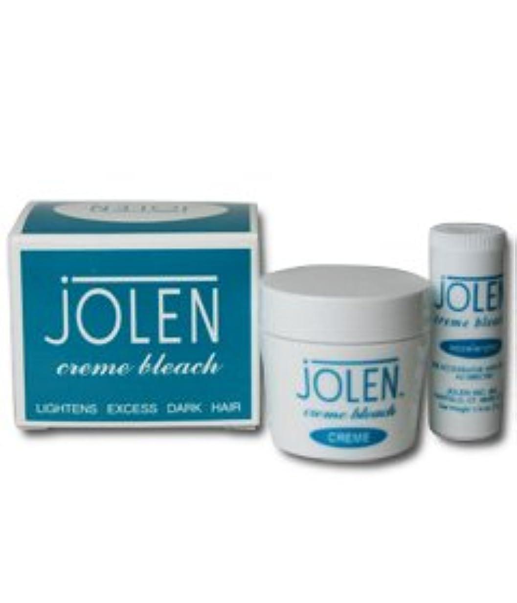 廃止するヨーロッパ適応JOLEN (ジョレン)  クリームブリーチ(海外発送商品)