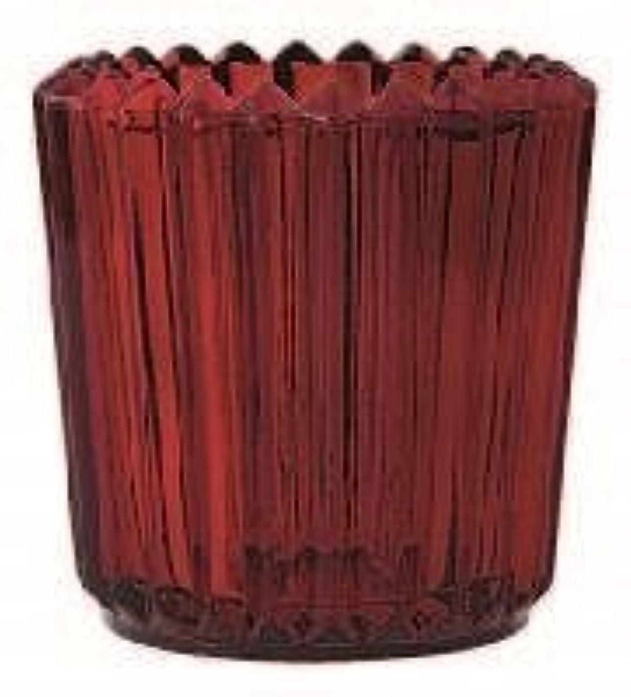 プレゼンター抱擁不均一kameyama candle(カメヤマキャンドル) ソレイユ 「 レッド 」(J5120000R)