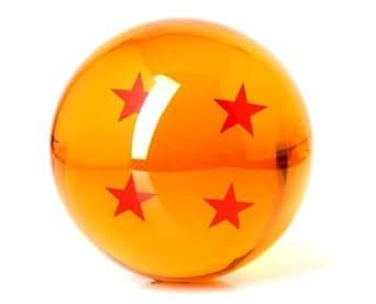 Xcoserドラゴンボール(DRAGON BALL)水晶ドラゴン龍球 クリスタルコスプレ小道具 Dragon Ball Toys Replica Crystal Ball for Sale 2014 New Hot Gift