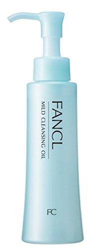 ファンケル (FANCL) 新マイルドクレンジング オイル 1本 120mL (約60回分)