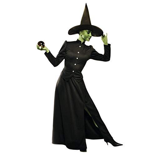 『邪悪な魔女の女性の衣装 Wicked Witch Costume』のトップ画像
