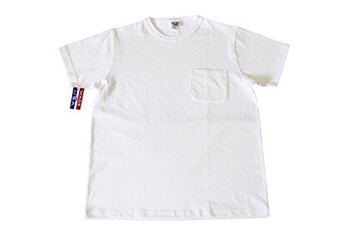 CAMBER キャンバー SPECIAL EDITION MAX WEIGHT POCKET T-SHIRT 別注品 半袖 マックスウェイト ポケット付 Tシャツ L ホワイト