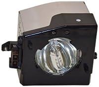 交換用for Toshiba 62hm14ランプ&ハウジングプロジェクタテレビランプ電球