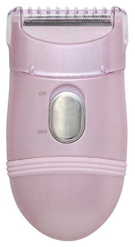 音声予算させるLOZENSTAR(ロゼンスター) レディースシェーバー 水洗い ビューティー?トリム U型 ピンク SW-725