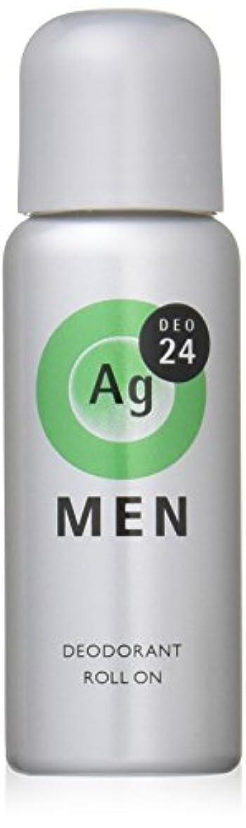 セブン偽装するできるエージーデオ24 メンズデオドラントロールオン スタイリッシュシトラスの香り 60mL (医薬部外品)