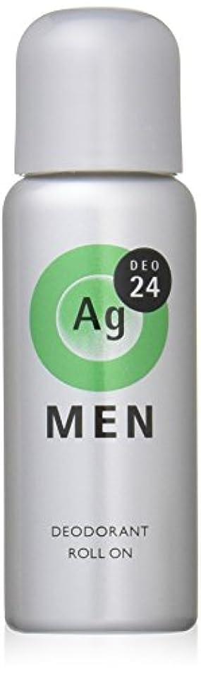 イソギンチャク頑丈牛肉エージーデオ24 メンズデオドラントロールオン スタイリッシュシトラスの香り 60mL (医薬部外品)