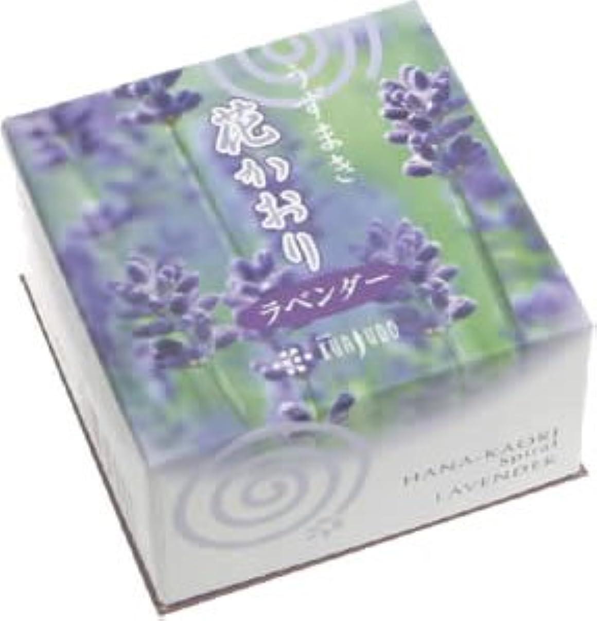 標高植物の現象花かおり(うずまき)ラベンダー