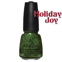 (チャイナグレイズ)China Glaze Winter Hollyー'12Holiday Joy コレクション [海外直送品][並行輸入品]