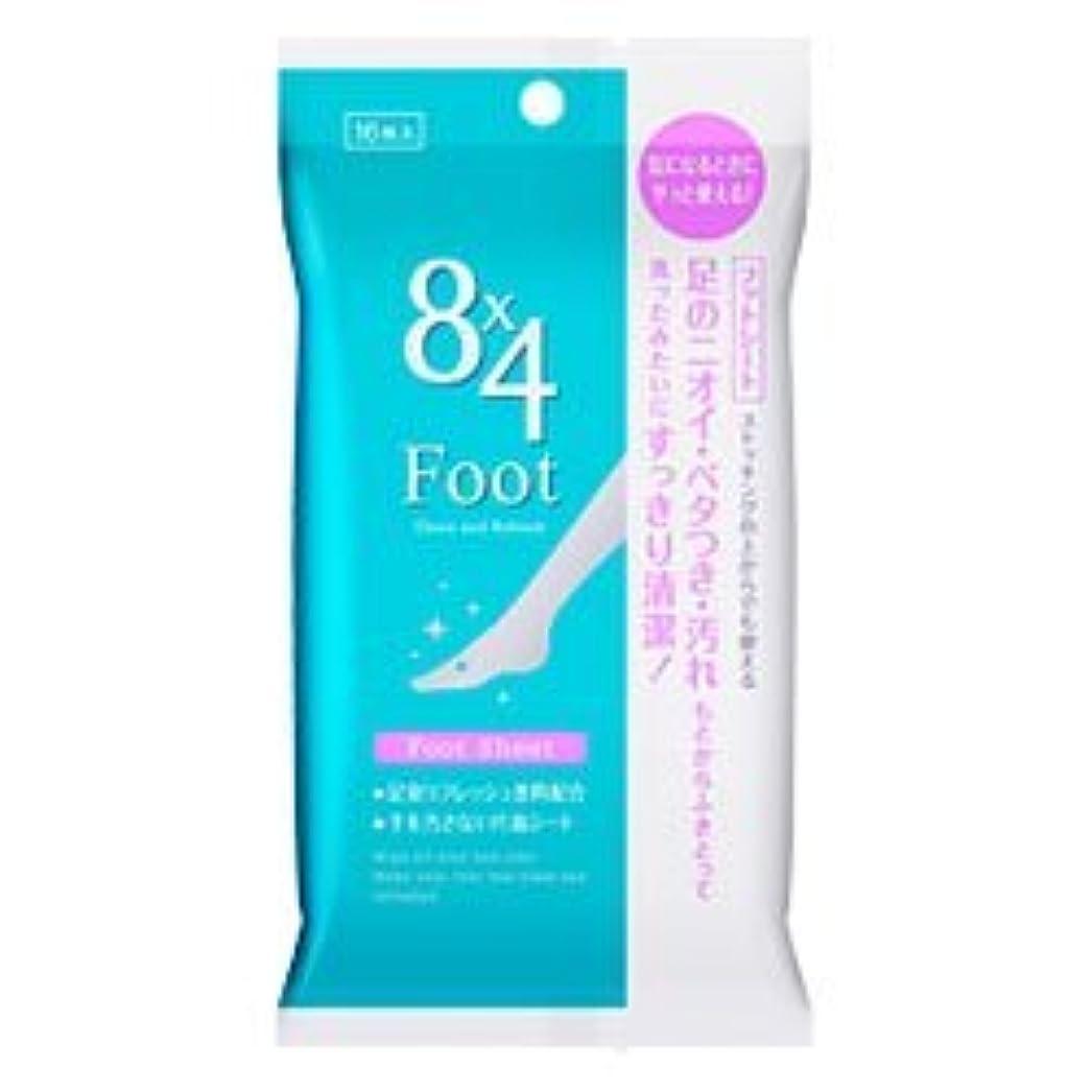 外国人流シール【花王】8×4フットシート 16枚 ×10個セット