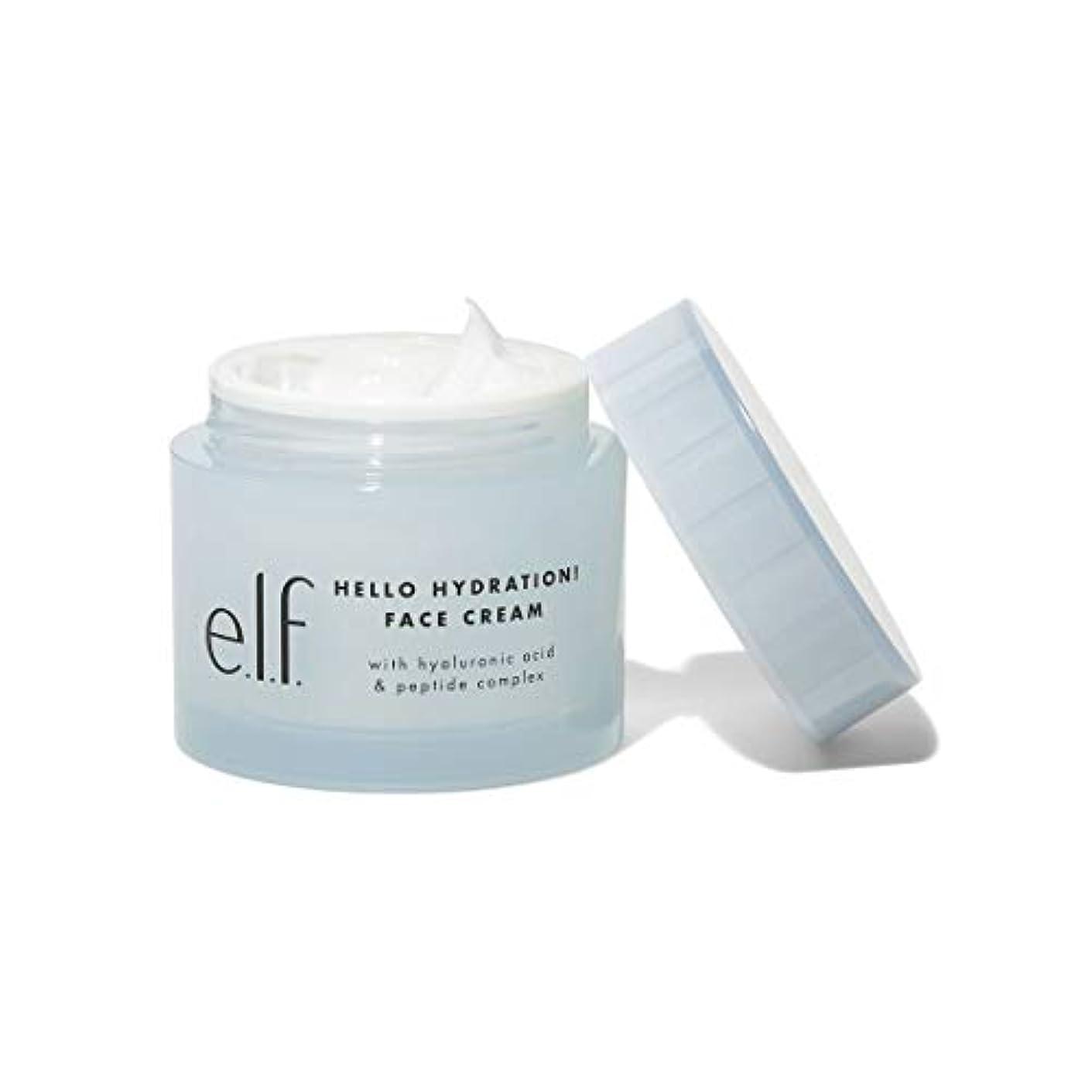 手段支配的アンソロジー(6 Pack) e.l.f. Hello Hydration Face Cream (並行輸入品)