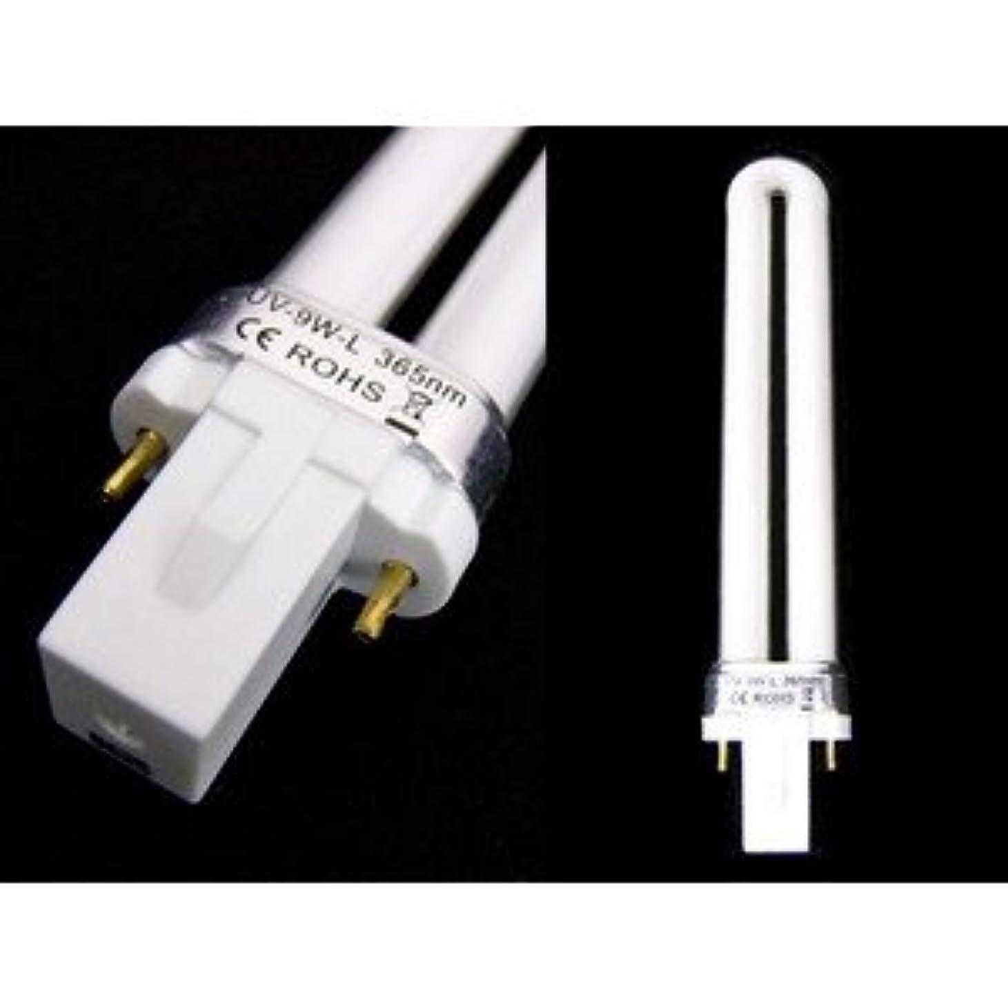 システムエキゾチックモチーフ交換用ライト(ジェルネイル専用UVライト)