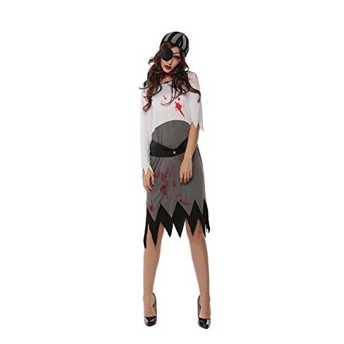 Jocolate(ジョコレート) ハロウィン 海賊ゾンビ 女海賊 コスプレ衣装 大人 海賊服 ハロウィン衣装 パイレーツ 仮装