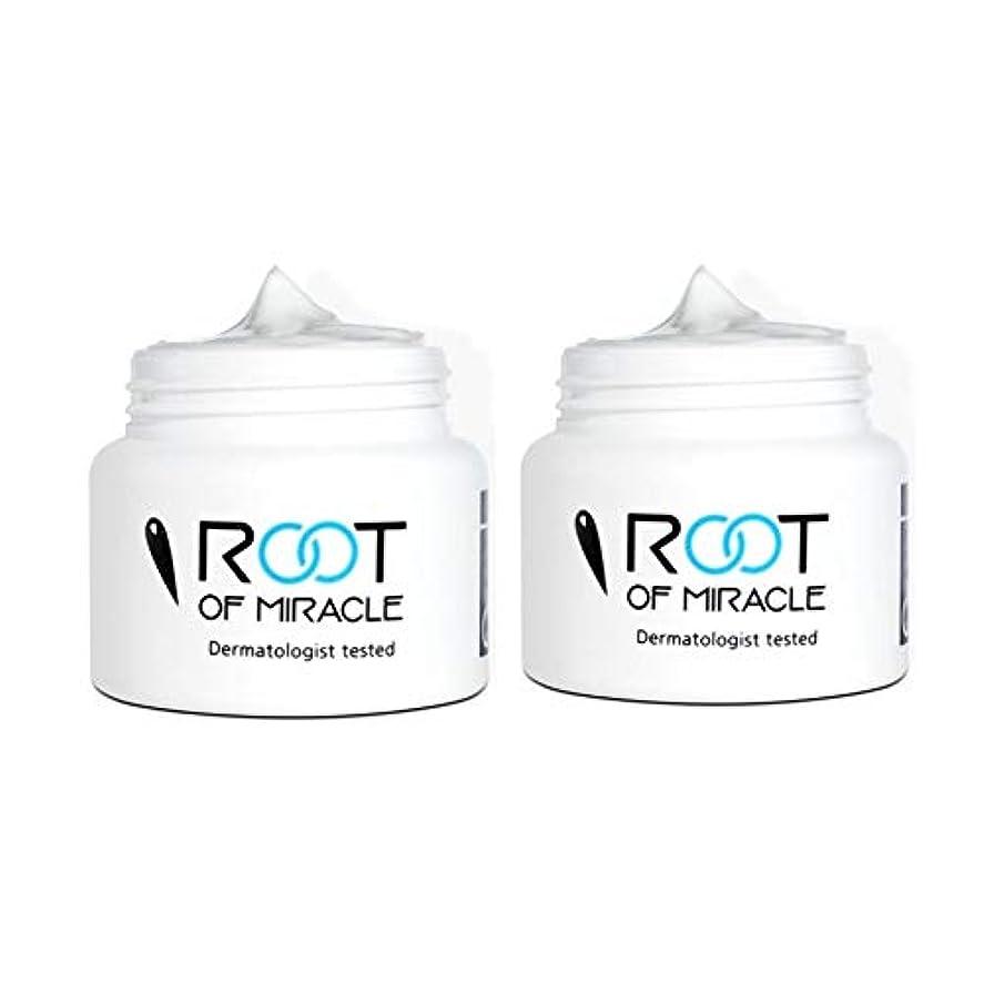 ぼんやりした行商ヒントルートオブミラクル50mlx2本セットシミ色素沈着の美白クリーム韓国コスメ、Root of Miracle 50ml x 2ea Set Freckled Cream Whitening Cream Korean Cosmetics...
