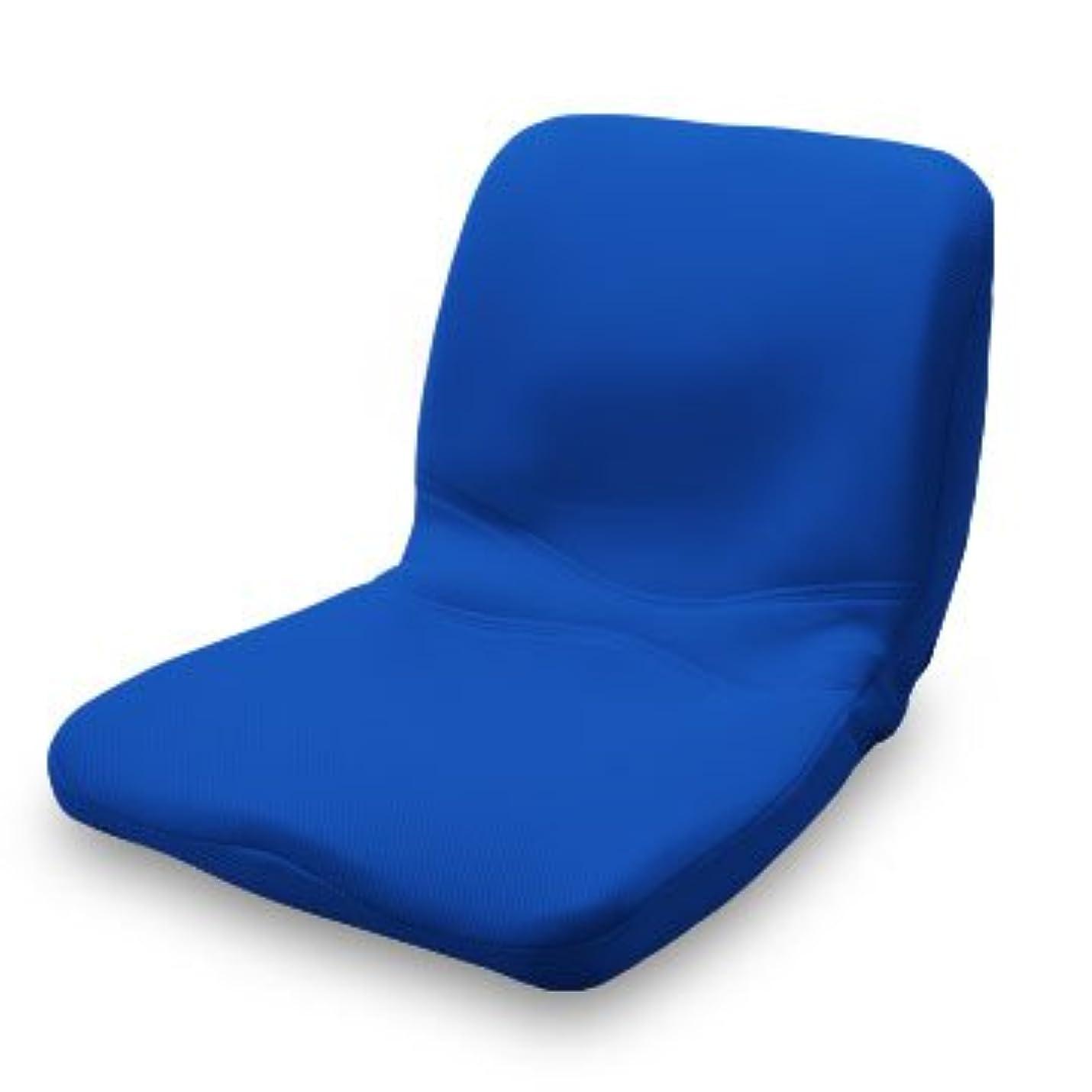 大破壁壁紙p!nto 正しい姿勢の習慣用座布団 クッション(pinto)ピント[blue]