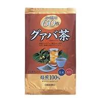 徳用グァバ茶 2g×60H×(40セット)