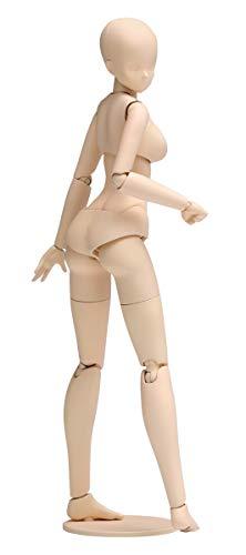 ウェーブ 1/12 オプションシステムシリーズ ムーバブルボディ 女性型 (スタンダード) 全高13.5cm プラモデル SR021