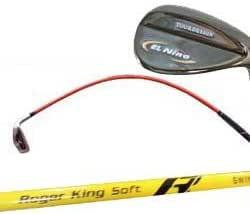 広田ゴルフ ロジャーキング ゴルフスイング練習機 スイングドクター ウェッジ バージョン 柔らかシャフト
