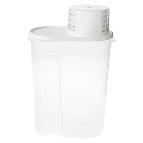 無印良品 冷蔵庫用米保存容器 約2kg用...
